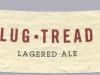 Lug Tread Lagered Ale ▶ Gallery 1895 ▶ Image 5898 (Neck Label • Кольеретка)