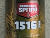 Okanagan Spring 1516 Bavarian Lager ▶ Gallery 1887 ▶ Image 5854 (Glass Bottle • Стеклянная бутылка)