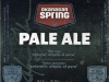 Okanagan Spring Pale Ale ▶ Gallery 1918 ▶ Image 6063 (Label • Этикетка)
