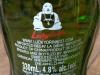 Lucky Buddha (Enlightened Beer) ▶ Gallery 945 ▶ Image 2563 (Back Label • Контрэтикетка)