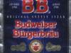 B.B. Budweiser Bürgerbräu Originál Světlý Ležák ▶ Gallery 479 ▶ Image 1283 (Label • Этикетка)