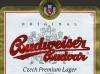 Budweiser Budvar Czech Premium Lager ▶ Gallery 478 ▶ Image 1280 (Label • Этикетка)