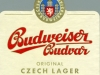 Budweiser Budvar Czech Premium Lager ▶ Gallery 478 ▶ Image 10704 (Label • Этикетка)