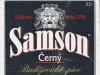 Samson Černý ▶ Gallery 480 ▶ Image 7913 (Label • Этикетка)