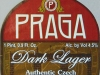 Praga Dark Lager ▶ Gallery 1362 ▶ Image 3945 (Label • Этикетка)