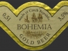 Gold Bohemia Beer ▶ Gallery 343 ▶ Image 810 (Neck Label • Кольеретка)