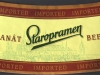 Staropramen Granát Beer ▶ Gallery 341 ▶ Image 801 (Neck Label • Кольеретка)