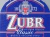Zubr Classic světlé výčepní ▶ Gallery 2927 ▶ Image 10178 (Label • Этикетка)