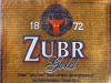 Zubr Gold ▶ Gallery 1491 ▶ Image 4354 (Back Label • Контрэтикетка)
