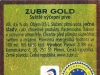 Zubr Gold ▶ Gallery 1491 ▶ Image 10218 (Back Label • Контрэтикетка)