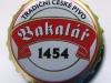 Bakalář Světlý Ležák ▶ Gallery 334 ▶ Image 781 (Bottle Cap • Пробка)