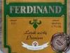 Ferdinand Světlý ležák ▶ Gallery 2368 ▶ Image 7900 (Label • Этикетка)