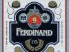 Ferdinand tmavé ▶ Gallery 2367 ▶ Image 7871 (Label • Этикетка)