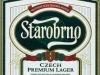 Starobrno Premium Lager ▶ Gallery 2369 ▶ Image 7878 (Label • Этикетка)
