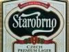 Starobrno Premium Lager ▶ Gallery 2369 ▶ Image 7879 (Label • Этикетка)