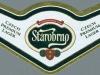 Starobrno Premium Lager ▶ Gallery 2369 ▶ Image 7880 (Neck Label • Кольеретка)
