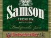 Samson Premium Světlý Ležák ▶ Gallery 2377 ▶ Image 7924 (Label • Этикетка)