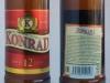 Konrad 12% světlý ležák ▶ Gallery 2546 ▶ Image 8548 (Glass Bottle • Стеклянная бутылка)