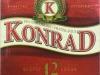 Konrad 12% světlý ležák ▶ Gallery 2546 ▶ Image 8551 (Label • Этикетка)
