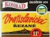 Konrad Vratislavické Řezané 11% ▶ Gallery 2547 ▶ Image 8555 (Label • Этикетка)