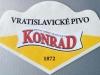 Konrad Vratislavické Řezané 11% ▶ Gallery 2547 ▶ Image 8556 (Neck Label • Кольеретка)