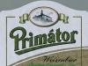 Primátor Weizenbier ▶ Gallery 2739 ▶ Image 9341 (Label • Этикетка)