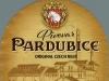 Pivovar Pardubice Lager 11 ▶ Gallery 2397 ▶ Image 8001 (Label • Этикетка)