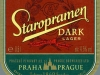 Staropramen Dark ▶ Gallery 2391 ▶ Image 7960 (Label • Этикетка)