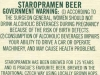 Staropramen ▶ Gallery 2389 ▶ Image 7967 (Back Label • Контрэтикетка)