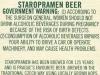 Staropramen ▶ Gallery 2389 ▶ Image 7967 (Back Label • Контрэтикетка)