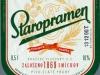 Staropramen ▶ Gallery 2389 ▶ Image 7968 (Label • Этикетка)