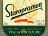 Staropramen ▶ Gallery 2389 ▶ Image 7971 (Label • Этикетка)