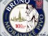 Bruno Moravské pivo ▶ Gallery 2388 ▶ Image 7957 (Label • Этикетка)