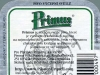 Primus ▶ Gallery 2380 ▶ Image 7940 (Back Label • Контрэтикетка)