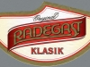 Radegast Klasik ▶ Gallery 2362 ▶ Image 7858 (Neck Label • Кольеретка)
