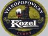 Velkopopovický Kozel Černý ▶ Gallery 2363 ▶ Image 7860 (Label • Этикетка)