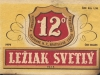 12° Ležiak Svetlý ▶ Gallery 659 ▶ Image 1849 (Label • Этикетка)