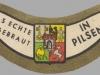 Pilsner Urquell ▶ Gallery 651 ▶ Image 1841 (Neck Label • Кольеретка)