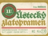 Ústecký zlatopramen ▶ Gallery 664 ▶ Image 1854 (Label • Этикетка)