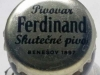 Ferdinand Ležák světlý Max ▶ Gallery 2567 ▶ Image 8655 (Bottle Cap • Пробка)