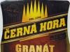 Černá Hora Granát ▶ Gallery 1934 ▶ Image 6190 (Label • Этикетка)