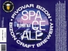 Pivovar Bizon. Space Ale ▶ Gallery 2484 ▶ Image 8250 (Label • Этикетка)
