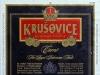 Krušovice Černé ▶ Gallery 1810 ▶ Image 5578 (Label • Этикетка)