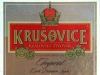 Krušovice Imperial ▶ Gallery 1811 ▶ Image 5584 (Label • Этикетка)