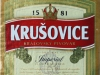 Krušovice Imperial ▶ Gallery 1811 ▶ Image 5585 (Label • Этикетка)