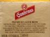 Gambrinus Premium ▶ Gallery 2042 ▶ Image 7997 (Back Label • Контрэтикетка)