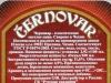 Černovar světlé ▶ Gallery 2043 ▶ Image 6517 (Back Label • Контрэтикетка)