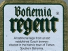 Bohemia Regent Premium světlý ležák ▶ Gallery 2252 ▶ Image 7976 (Back Label • Контрэтикетка)