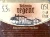 Bohemia Regent Pivo Petra Voka polotmavý ležák premium ▶ Gallery 2256 ▶ Image 7440 (Back Label • Контрэтикетка)