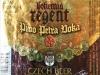 Bohemia Regent Pivo Petra Voka polotmavý ležák premium ▶ Gallery 2256 ▶ Image 7441 (Label • Этикетка)